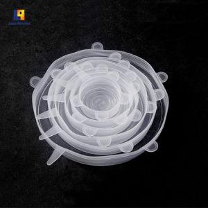 Taille personnalisée Portable Housse Etui silicone fraîche en silicone pour bol