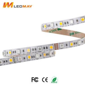2 van de Garantie jaar van de Strook van GDT 5050 Flexibele leiden RGBW