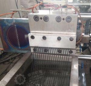 Batch matrice del PE pp con la macchina di Graulte dell'espulsione del riempitore della fibra di vetro