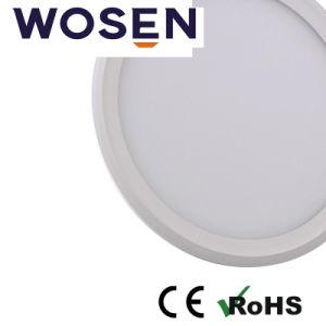 24W indicatore luminoso di comitato rotondo di Istruzione Autodidattica 80 LED con il nuovo disegno