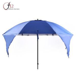 رخيصة سعر تصميم ترويجيّ فاخر جديدة زرقاء [أوتدوور سبورت] مظلة