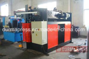 Rem van de Pers van Durmapress We67K-160t*3200 de Hydraulische CNC voor Verkoop met Delem Da41s