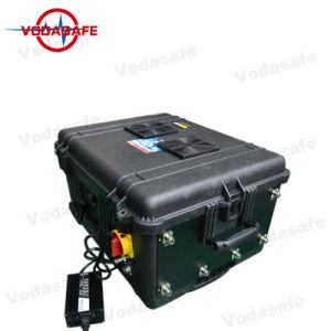 Multi-Band Jammer teléfono móvil se utiliza para evitar la detonación Rcied y protección VIP