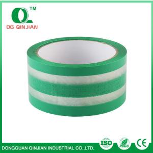 Gekleurd Groen Karton die Zelfklevende Band BOPP verzegelen