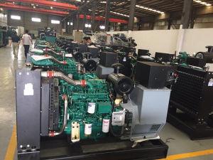 100 квт-2000квт используются дизельные генераторные установки