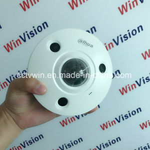 De openlucht 360 van de Graad Panoramische van de Lens van de Veiligheid van kabeltelevisie MiniDahua Fisheye IP Camera van de Camera ipc-Ebw8630 6MP Onvif