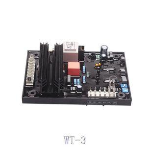 Regulador de tensão automático de peças do gerador AVR Wt-3 para aplicações da Série Engga