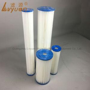 De Patroon van de Filter van de Pool van het KUUROORD met 5 Micron voor de Behandeling van het Water