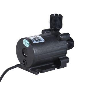 Fuente de alta eficiencia centrífugo automático de bombas de anfibios de flujo de DC 12V 800L/H