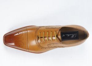 Cuero genuino de hombre zapatos de moda Negocios