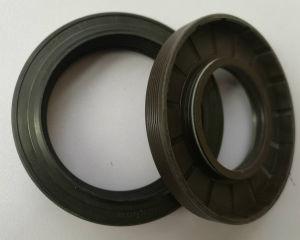 バネ付きのメートル回転式シャフトの二重リップオイルシール