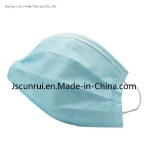 Маску для лица одноразовые 3 Ply маску для лица Earloop Mecial одноразовые маски