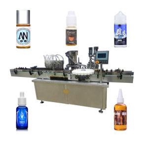 El más reciente de la industria farmacéutica de alta calidad Vial de la pequeña máquina de llenado de líquido de la botella de jarabe de caída de los ojos de llenado de llenado de pulverización de gotero Máquina Tapadora