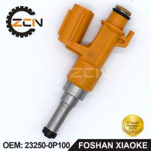 23250-023209-0P100 P100 de inyector de combustible para Toyota Hilux Vigo