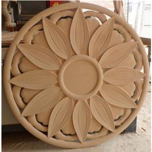 Hohe Präzisions-Acrylscherblock CNC-Holzbearbeitung-Maschine