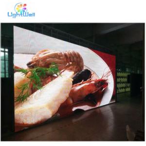 P6 Affichage LED SMD de plein air avec armoire 576*576 mm