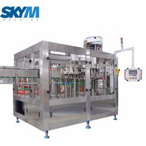 びん詰めにされた純粋な水満ちる生産の機械装置の液体の充填機