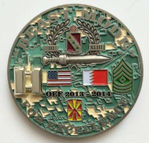 Metallmünzepin-Abzeichen für Vereinigte StaatenAmy als förderndes Geschenk (084)
