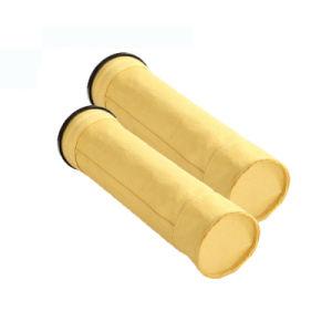 Aplicação Industrial resistente de alta temperatura P84 Saco de Filtro de Feltro de agulha