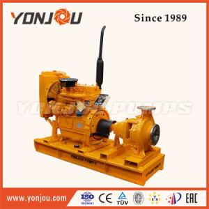 È la pompa centrifuga della singola fase/pompa aspirante centrifuga della pompa ad acqua/conclusione/la pompa centrifuga motore diesel