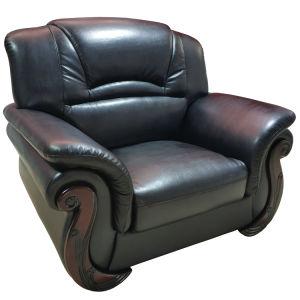 محترفة تصدير منزل أثاث لازم [لوفست] جلد أريكة (1121#)