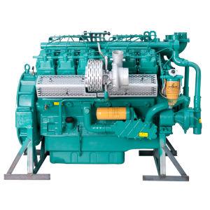 물은 12 실린더 880kw Kt30g1200tld 디젤 엔진을 냉각했다