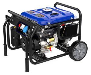 6.5kw/50Hz AC単一フェーズ携帯用ガソリン発電機Zongshen Lb8000