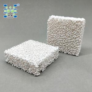 Mousse d'alumine filtre en céramique pour l'alumine ou de moulage en alliage en aluminium