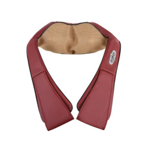 Coche de alta calidad de uso doméstico, cuello y espalda masajeador para amasar