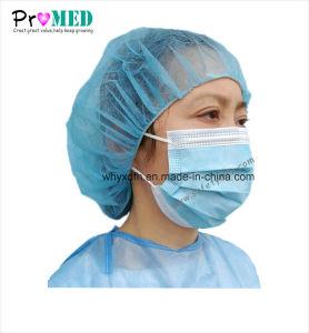 セリウム、EN14683はタイプIIのマスクを承認した