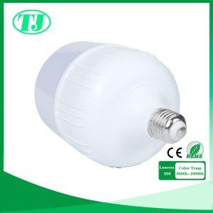 Bombilla de luz LED de aluminio y plástico PBT E14 E27 B22