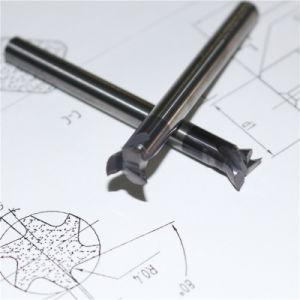 공장 판매 대리점 3 플루트 텅스텐 탄화물 열장장부촉 절단 도구 코팅 Altin