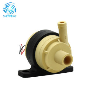 Mini 12v DC centrifuge Jus de fruits avec de la pompe basse pression de la machine