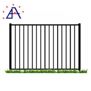 El suministro de perfiles de aluminio extruido de alta calidad utilizan cercas de aluminio