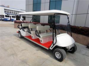 Homologação CE de restringir o carrinho de golfe turístico de Luz
