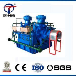 Horizontales Trinkwasser-Mehrstufendampfkessel-Zubringerpumpe mit Motor