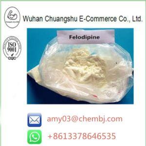 Félodipine poudre de haute pureté pour l'antihypertension/haute pression sanguine