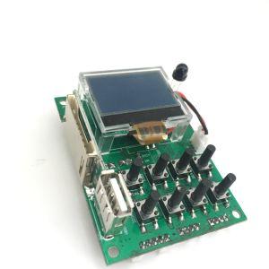 De Fabrikant van de Raad van de decoder biedt de Auto Van uitstekende kwaliteit de AudioModule van de Speler van de Kaart van USB BR MP3 aan