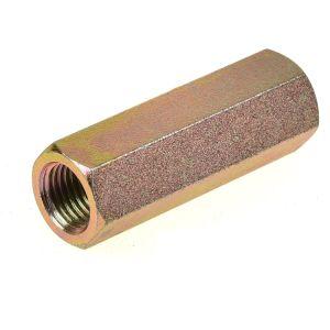 Direct couleur à guichet unique d'Usine de zinc de l'écrou creux creux