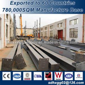 Mehrstöckige vor ausgeführte schwere Stahlkonstruktionen