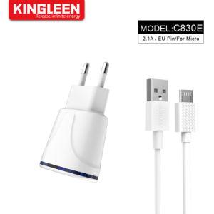 Ес разъем Fast Charge Адаптивная быстрая комплект зарядного устройства USB 2.0 (настенное зарядное устройство + кабель micro-USB)