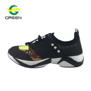 Plate-forme OEM Sneakers Fashion femmes Casual Sneakers Chaussures Mesdames Sneakers Chaussures personnalisées