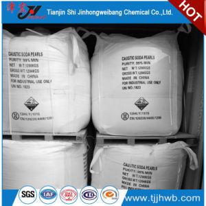Промышленности класса 99% гидроксида натрия жемчуг