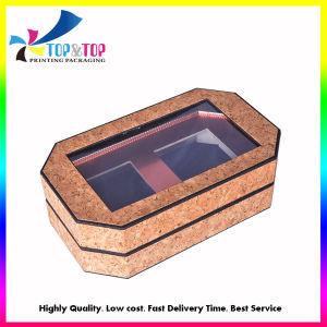 豪華なペーパーが付いているカスタム香水のペーパー包装ボックス