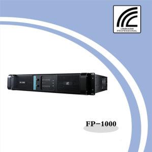 1000W*2 étape Système de son amplificateur de puissance professionnelle (FP1000)