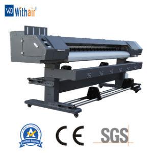 oplosbare Printer van Eco van het Grote Formaat van de Printer van 5.2m de Digitale Inkjet met Dx5 Printheads Epson