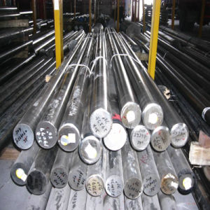 304 de Staaf van het roestvrij staal (SUS304, EN x5CrNi18-10, 1.4301)