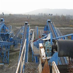 金機械携帯用砕石機の生産ライン