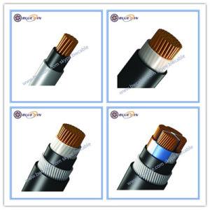 Câble d'alimentation en PVC EN POLYÉTHYLÈNE RÉTICULÉ swa Fil d'acier cuivre ou aluminium Fabricant souterrain blindé Blindé 2 3 4 Core basse tension 16mm 10mm 150 mm des câbles électriques 1.1kv