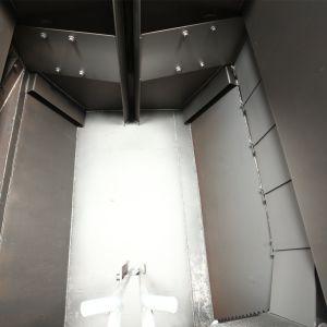 [مفلي] خزانة قذف نوع يقذف يفجّر أداة لأنّ شاحنة مكبح أسطوانات مع فولاذ في يفجّر أوساط